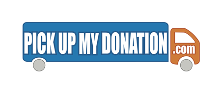 Pickup my donations logo