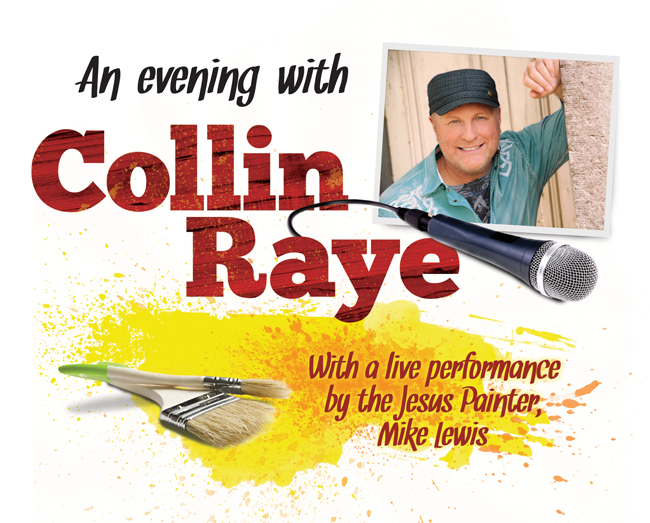 An Evening With Collin Raye