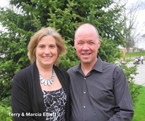 Terry & Marcia Elliott