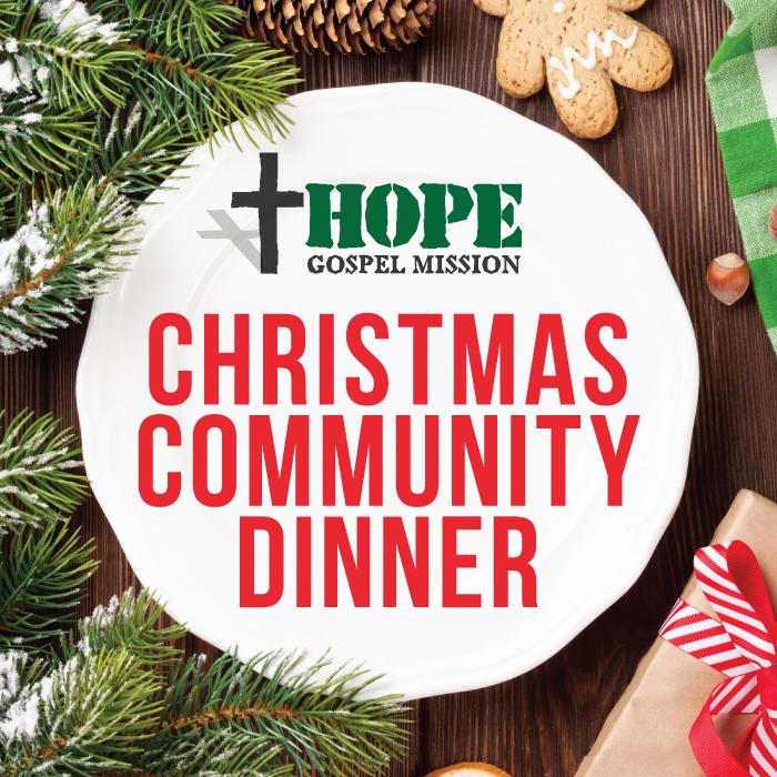 Eau Claire Christmas Community Dinner