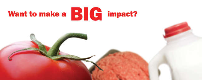 Want to make a BIG impact?