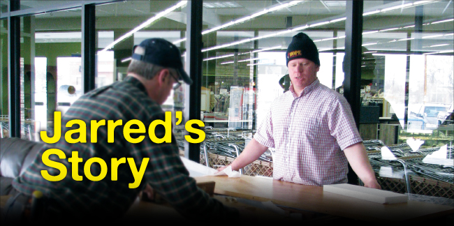 Jarred's story