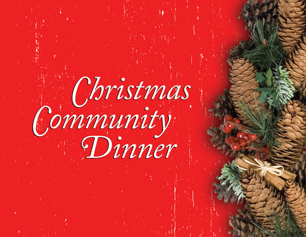 Free Christmas Season Dinner