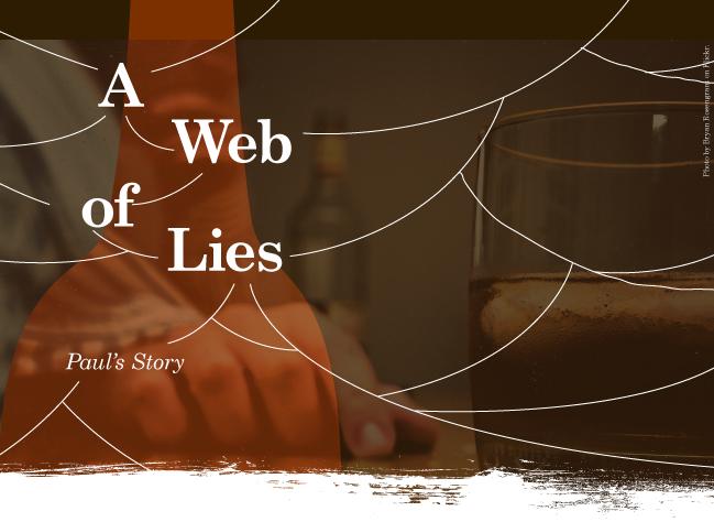 A Web of Lies (Paul's Story)